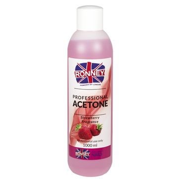 Ronney Professional Acetone Strawberry aceton (1000 ml)