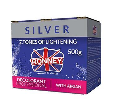Ronney Professional Decolorant With Argan profesjonalny bezpyłowy rozjaśniacz do włosów z arganem (500 g)