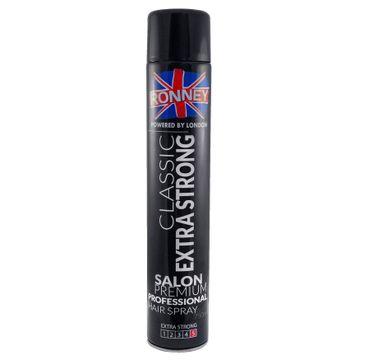 Ronney Professional Hair Spray Classic Extra Strong lakier do włosów (750 ml)