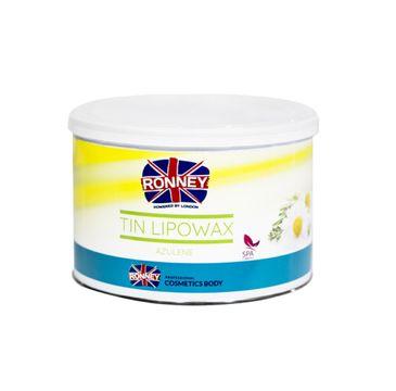 Ronney Tin Lipowax wosk w puszcze Azulene (400 ml)
