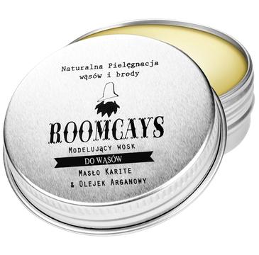 Roomcays – Modelujący wosk do wąsów (30 g)