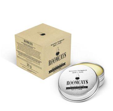 Roomcays – Nawilżający balsam do pielęgnacji brody i wąsów (30 ml)