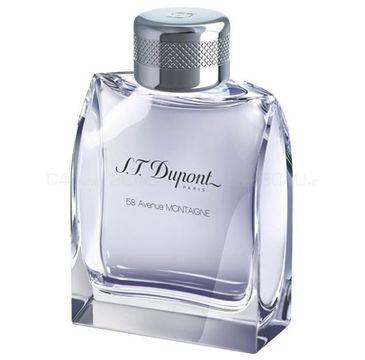 S.T. Dupont 58 Avenue Montaigne Pour Homme Woda toaletowa spray 50ml