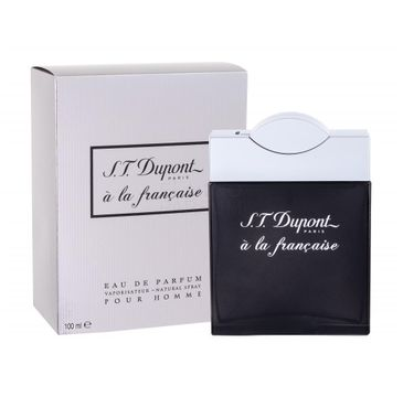 S.T. Dupont A La Francaise woda perfumowana spray 100ml