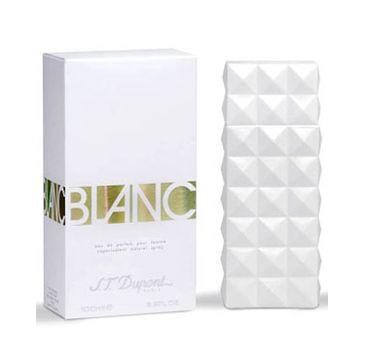 S.T. Dupont Dupont Blanc Pour Femme woda perfumowana spray 100ml