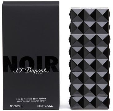 S.T. Dupont Noir woda toaletowa spray 100ml