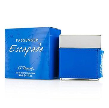 S.T. Dupont Passenger Escapade Pour Homme woda toaletowa spray 30ml