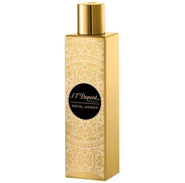 S.T. Dupont Royal Amber Unisex woda perfumowana spray 100ml