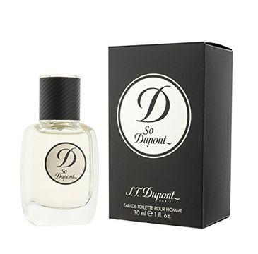 S.T. Dupont So Dupont Pour Homme woda toaletowa spray 30ml