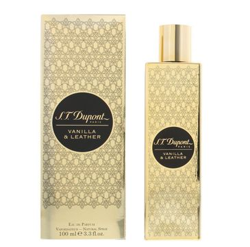 S.T. Dupont Vanilla & Leather woda perfumowana spray 100ml