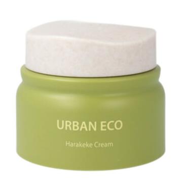The Saem Vegan Urban Eco Harakeke Cream nawilżający krem do twarzy (50 ml)