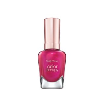 Sally Hansen Color Therapy Argan Oil Formula lakier do paznokci 250 Rosy Glow (14.7 ml)