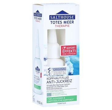 Salthouse Fluid przeciw swędzeniu skóry głowy 60ml