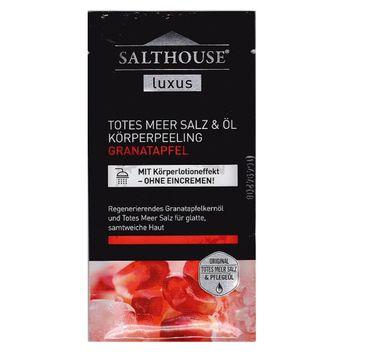 Salthouse Olejkowy peeling do ciała Granat 35ml