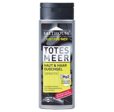 Salthouse Żel pod prysznic i do włosów do pielęgnacji skóry wrażliwej i suchej 250ml