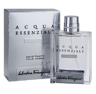 Salvatore Ferragamo Acqua Essenziale Colonia Pour Homme woda toaletowa spray 50ml