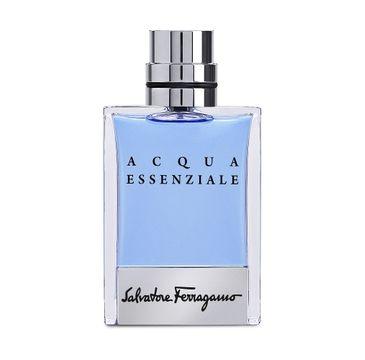 Salvatore Ferragamo Acqua Essenziale Pour Homme Woda toaletowa spray 100ml