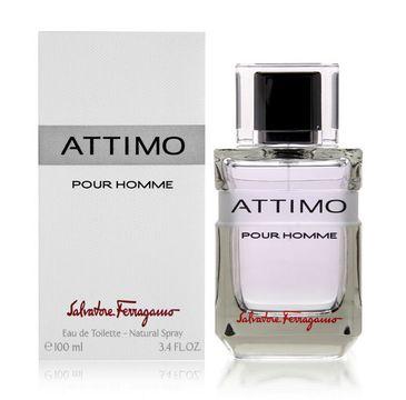 Salvatore Ferragamo Attimo Pour Homme woda toaletowa spray 40ml