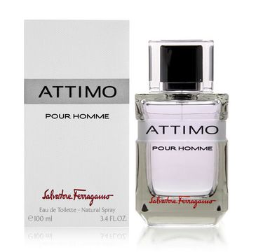 Salvatore Ferragamo Attimo Pour Homme woda toaletowa spray 60ml