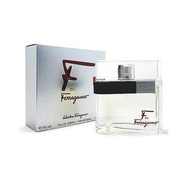 Salvatore Ferragamo F by Ferragamo Pour Homme woda toaletowa spray 50ml
