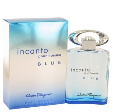 Salvatore Ferragamo Incanto Pour Homme Blue woda toaletowa spray 100ml