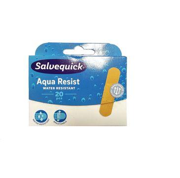 Salvequick Aqua Resist plastry wodoodporne 1 op.- 20 szt.