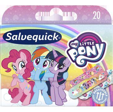 Salvequick My Little Pony - plastry dla dzieci (20 szt.)