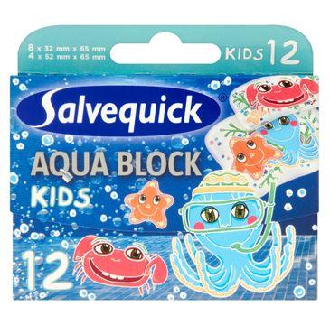 Salvequick plastry dla dzieci 1 op. - 12 szt.
