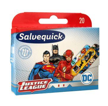 Salvequick Plastry Justice League 1 op. - 20 szt.