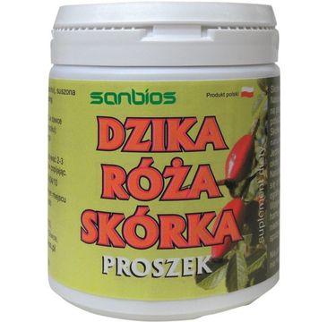 Sanbios Dzika Róża Skórka proszek suplement diety 200g