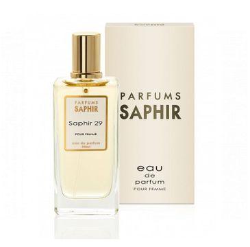 Saphir – 29 Women woda perfumowana spray (50 ml)
