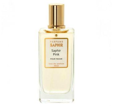 Saphir – Pink Women woda perfumowana spray (50 ml0