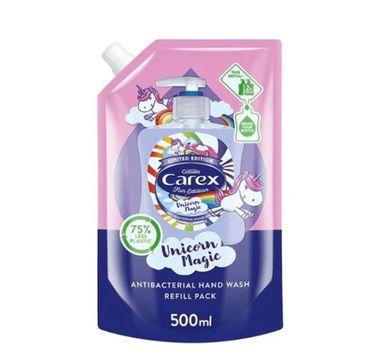 Carex – Unicorn Magic antybakteryjne mydło w płynie (500 ml)