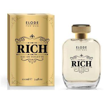 Elode – Rich Woda Toaletowa  dla mężczyzn (100 ml)