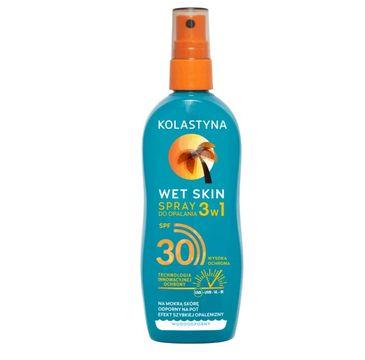 Kolastyna – Wet Skin spray do opalania 3w1 SPF30 (150 ml)