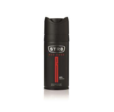 STR 8 Red Code Dezodorant w sprayu (150 ml)