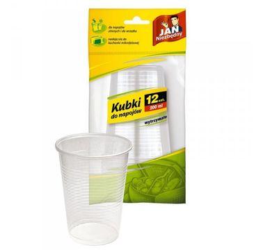 Jan Niezbędny– Kubki jednorazowe 12 sztuk (200 ml)