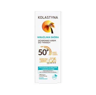 Kolastyna Krem ochronny do twarzy SPF 50+ (50 ml)