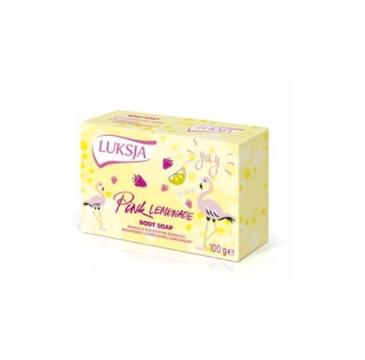 Luksja – Mydło w kostce Pink Lemonade (100 g)