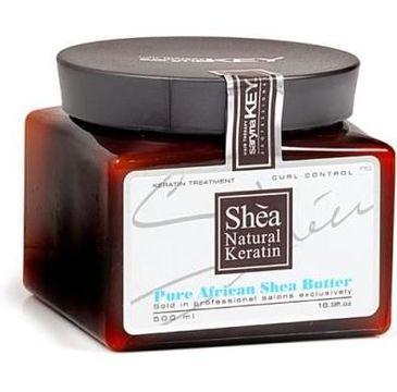 Saryna Key Pure African Shea Butter Curl Control masło do włosów kręconych 500ml