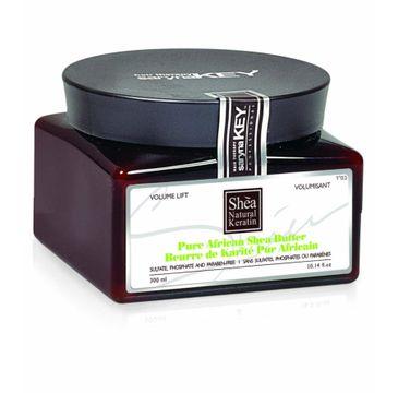 Saryna Key Pure African Shea Butter Damage Repair masło do włosów cienkich i kruchych 300ml
