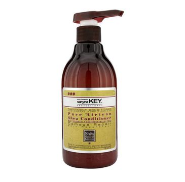Saryna Key Pure African Shea Conditioner Revitalisant Damage Repair odżywka regenerująca do włosów suchych i uszkodzonych 1000ml