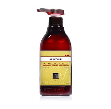 Saryna Key Pure African Shea Conditioner Revitalisant Damage Repair odżywka regenerująca do włosów suchych i uszkodzonych 300ml