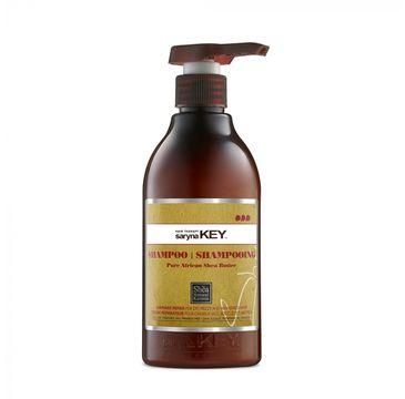 Saryna Key – Pure African Shea Shampoo Damage Repair regenerujący szampon do włosów suchych i uszkodzonych (300 ml)