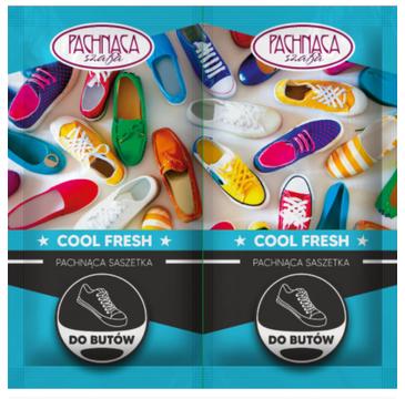 Pachnąca Szafa saszetka do butów Cool Fresh (2 x 2.5 g)