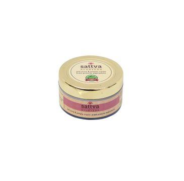 Sattva – Ayurveda ziołowy krem przeciw wypryskom (50 g)
