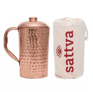 Sattva Dzbanek tłoczony miedziany (1950 ml)