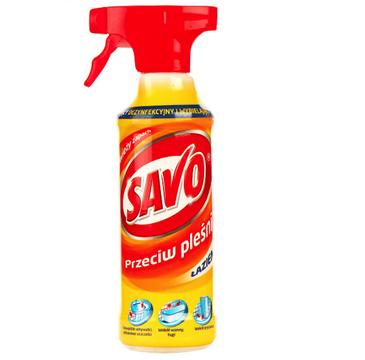 Savo Preparat do usuwania pleÅ›ni w Å'azienkach spray 500ml