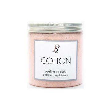 Scandia Cotton peeling do ciała z olejkiem bawełnianym 250ml