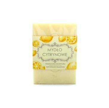 Scandia - mydło cytrynowe w kostce 250 g